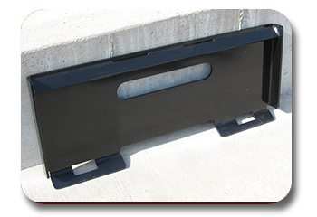 WSP-HD Weld-on Plates.