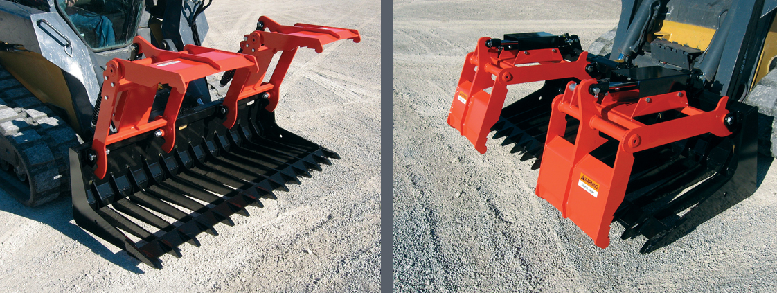 SitePro Front Loader and Skid Steer Attachments